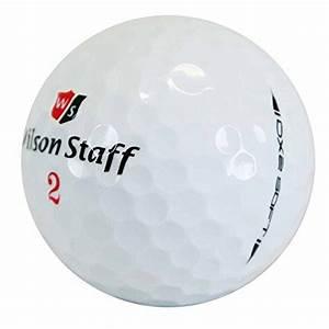 Balles De Golf Occasion : lbc sports lot de 50 balles de golf d 39 occasion wilson dx2 ~ Carolinahurricanesstore.com Idées de Décoration