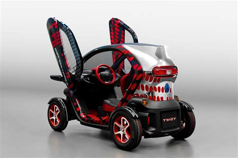 Renault Twizzy by Renault Twizy By Cathy David Guetta