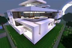 Hd Wallpapers Plan Maison Minecraft De Luxe Wallpaper Walls
