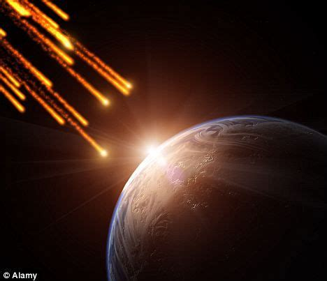 nasa  earth shattering boom  meteorite fire