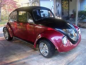 1969 Custom Vw Beetle  U0026quot Ol Skool Art U0026quot  Ratrod Hotrod Streetrod