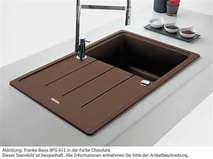 franke basis bfg 611 magnolia granit spule fur 17490 eur With franke küchenspülen