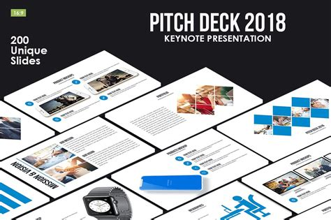 pitch deck  keynote template keynote templates
