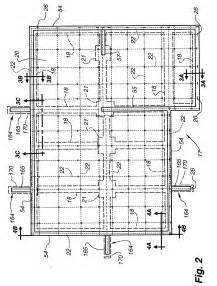 Load Bearing Wall In Basement by Patent Us20030233798 Post Tensioned Below Grade