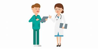 Svg Nurse Doctor Cartoon Nursing Skills Qualities