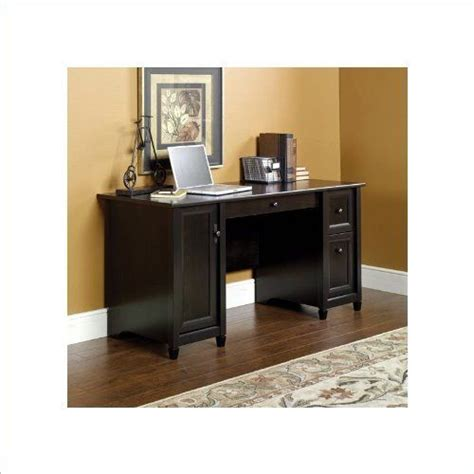 sauder edge water computer desk deal letter size computer desks and keyboard on