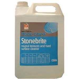 selden stonebrite neutral terrazzo cleaner click