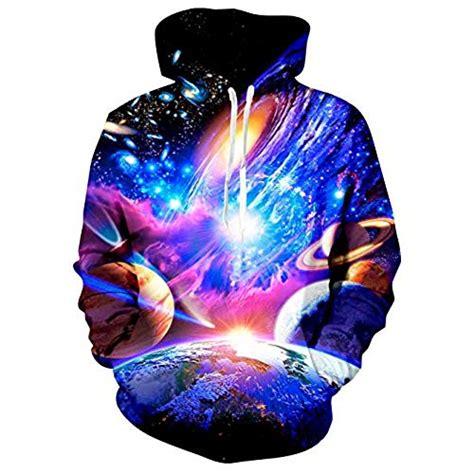 universe hoodie amazoncom