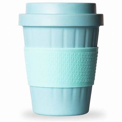Cup Reusable Bamboo Mint