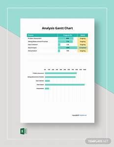 Free Sample Gantt Chart Template Pdf Word Doc