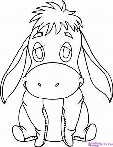 Baby Disney Character Coloring Pages - AZ Coloring Pages