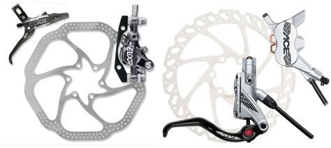 Mountain Bike Hydraulic Disc Brakes