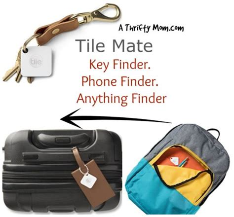 tile mate key phone anything finder