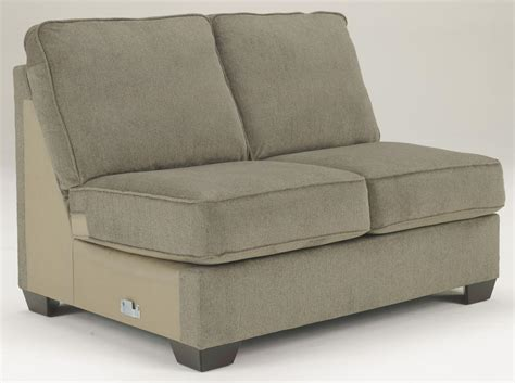 Armless Loveseat Settee by Modern Armless Loveseat Home Inspirations Small
