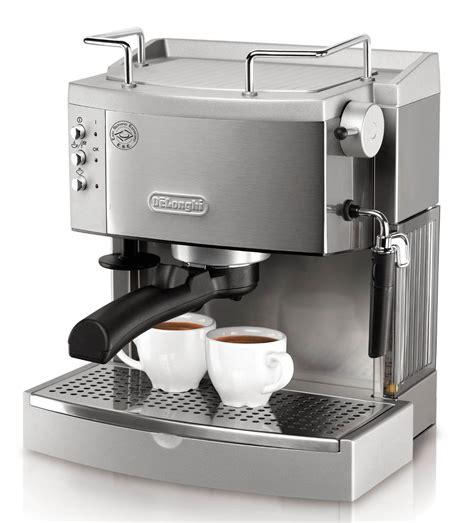 home espresso machine reviews delonghi gaggia