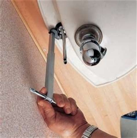Removing Moen Kitchen Faucet by Basin Wrench Chiang Mai Forum Thailand Visa Forum By