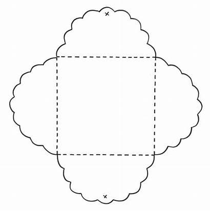 Envelope Printable Envelopes Templates Template Homemade Diy