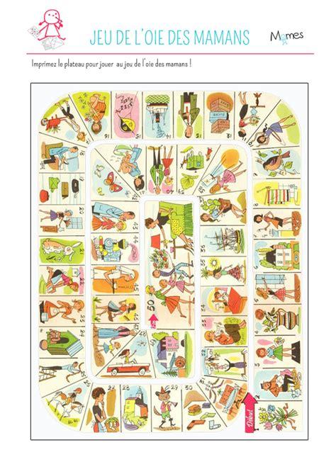 jeuxjeuxjeux de cuisine jeu de l 39 oie vintage fête des mères momes
