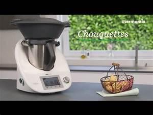 Les chouquettes au thermomixr tm5 recette issue des cours for Cours de cuisine thermomix