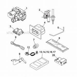 Monessen Bdv400 Parts List And Diagram   Ereplacementparts Com