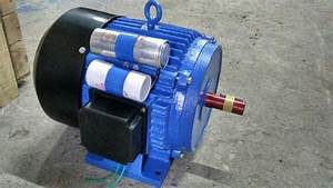 M U0026t 5 Hp Single Phase Motor  Rs 10500   Piece  M  U0026 T Industries