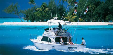 Welcome to Bora Bora Sport Fishing