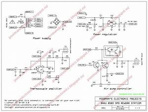 Poorman U0026 39 S Electronic Projects  Schematic And Teardown Of