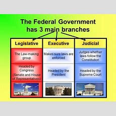 What Are The Three Branches Of Government In The Usa ? Knowitall
