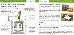 Wiring Help For Kitchen  Slave And Master  Lightwave