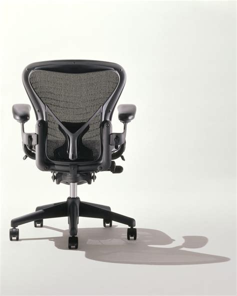 aeron chair review ergonomic chair central