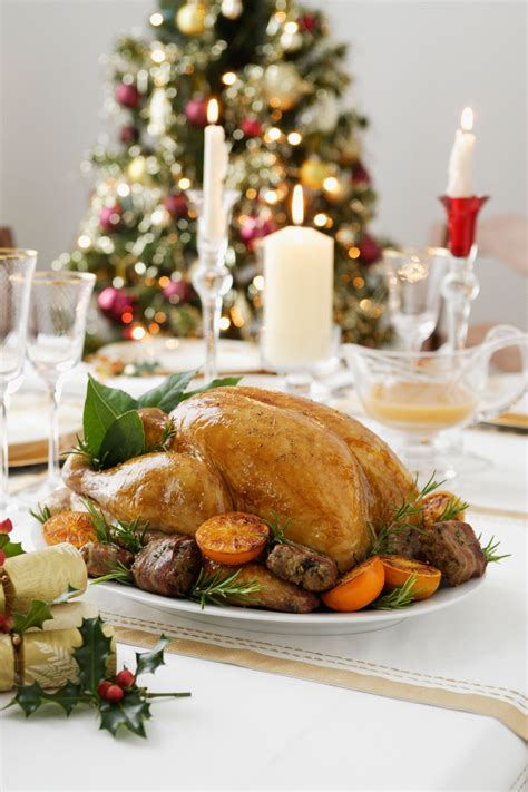 The pork stays succulent and moist and the vegetables are cooked alongside in the tasty gravy. Non.traditional Christmas Dinner Iseas : 53 Easy Christmas ...