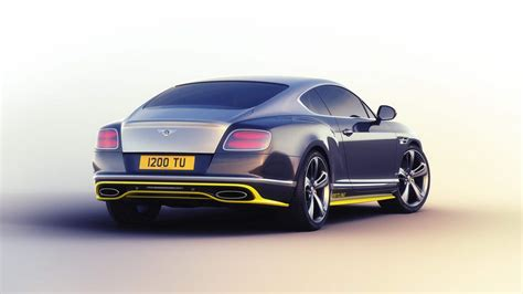 bentley continental gt speed inspired  breitling jets