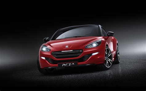 2014 Peugeot Rcz R Wallpaper