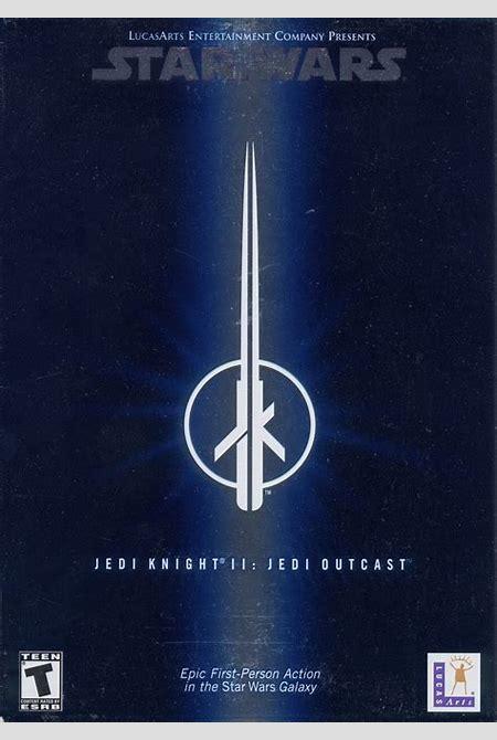 Star Wars: Jedi Knight II - Jedi Outcast (2002) GameCube box cover art - MobyGames