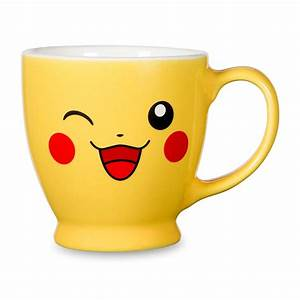 pikachu big face mug 710