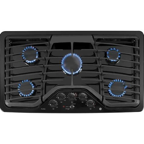 pgpdetbb ge profile series  built  gas cooktop