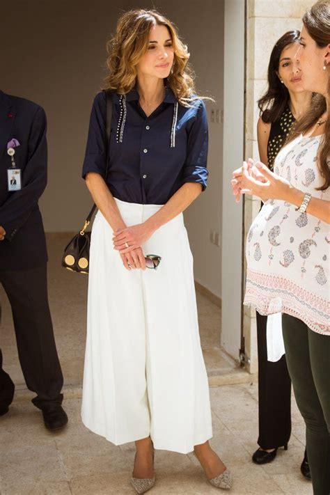 590 best Queen Rania u0026Jordan images on Pinterest | Queen rania Royal families and Queens