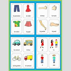 French Flash Cards Basic Vocabulary  Speaking In Foreign Tongues!!!  Learn French, French