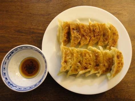 ma vraie cuisine japonaise raviolis à la japonaise