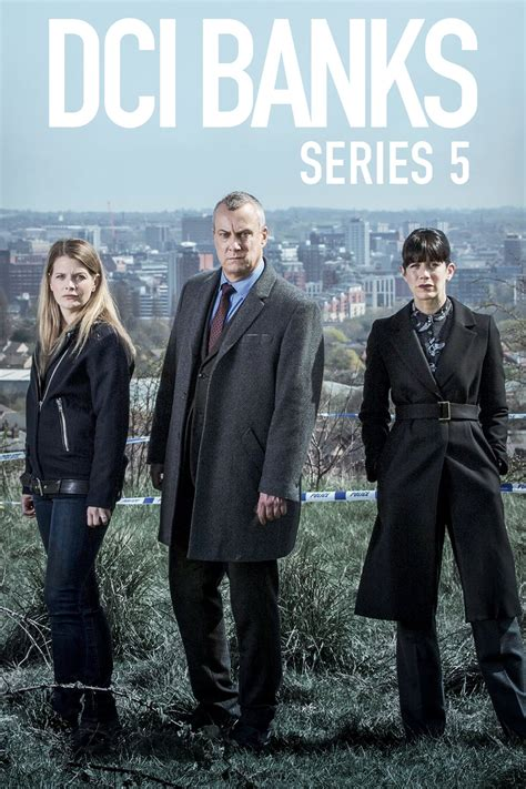 DCI Banks (TV Series 2011- ) - Posters — The Movie Database (TMDb)