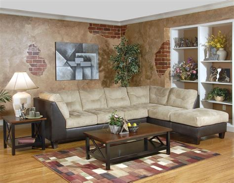 upholstery  tone sectional