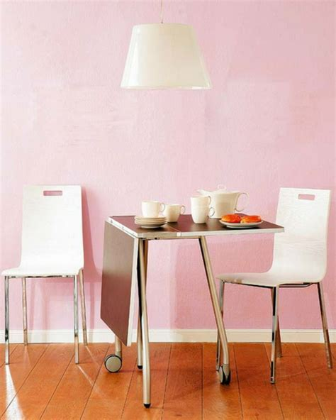 table amovible cuisine designs créatifs de table pliante de cuisine archzine fr