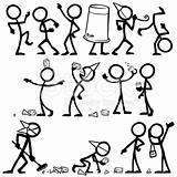 Stick Figure Drunk Figures Party Drawing Partying Vector Clip Illustration Illustrations Coloring Drawings Clipart Pages Easy Cartoons Istockphoto Cartoon Having sketch template