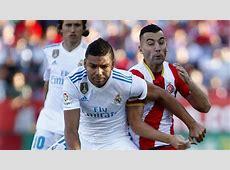 Real Madrid El trío CasemiroKroosModric ¡40 balones