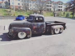 1951 Chevy Truck S10 Frame Swap