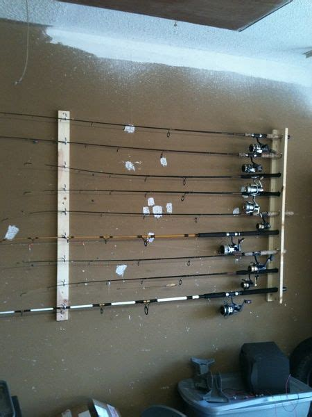 wall mounted rod holders       boys