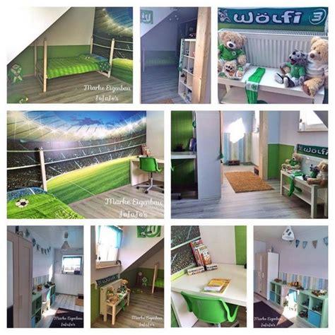 Kinderzimmer Ideen Jungs Fussball by Fu 223 Kinderzimmer Gestalten