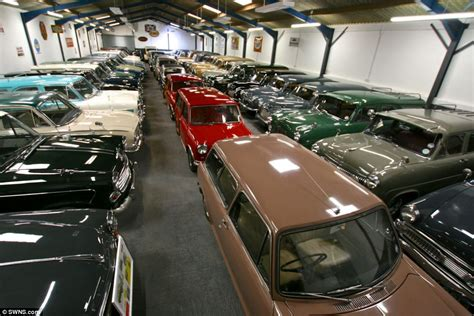 jaguar buys dr james hulls  classic car fleet daily