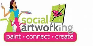 The Mind at Play.: Social Artworking...bringing FUN back ...  Social