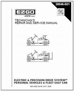 Ezgo Rxv Battery Wiring Diagram
